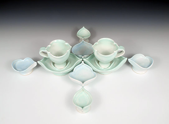 Cup Setting for Two, 2010