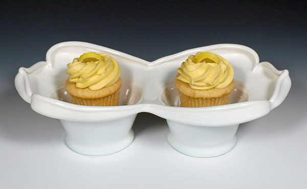 Cupcake Server for Two, 2012