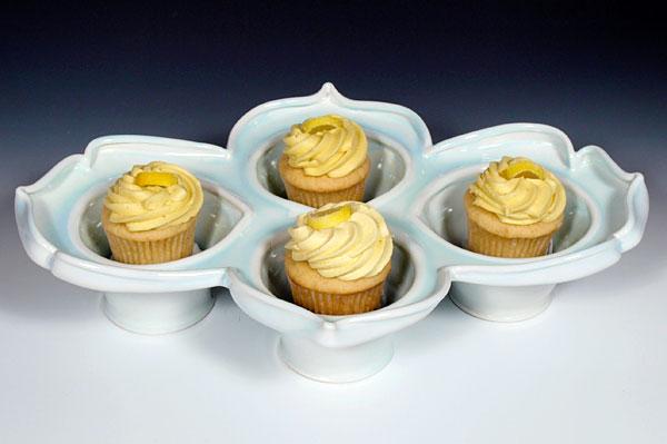 Cupcake Server for Four, 2012